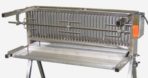 vertikalgrill und gesundheitsgrill aus edelstahl schneider grillger te aus idar oberstein. Black Bedroom Furniture Sets. Home Design Ideas