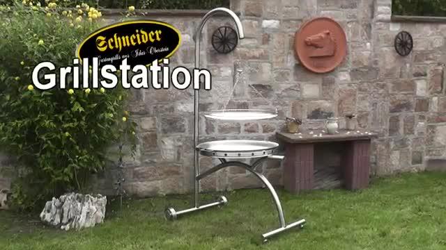 newest 50% off latest fashion Produktvideos: Schwenkgrills und Grillstationen ...