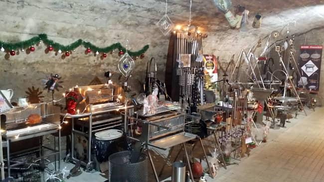 Weihnachtsmarkt Traben Trarbach.Grillgeräte Auf Dem Mosel Wein Nachts Markt